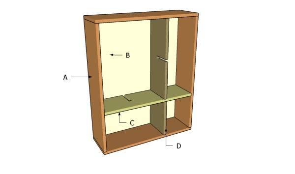 Wall Shelf Plans MyOutdoorPlans Free Woodworking Plans and