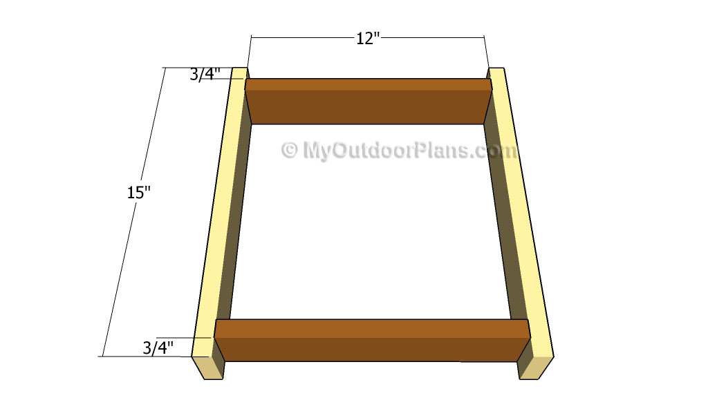 How To Build A Plant Stand Free Outdoor Plans Diy Shed