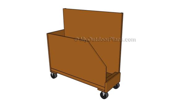 Shop cart plans