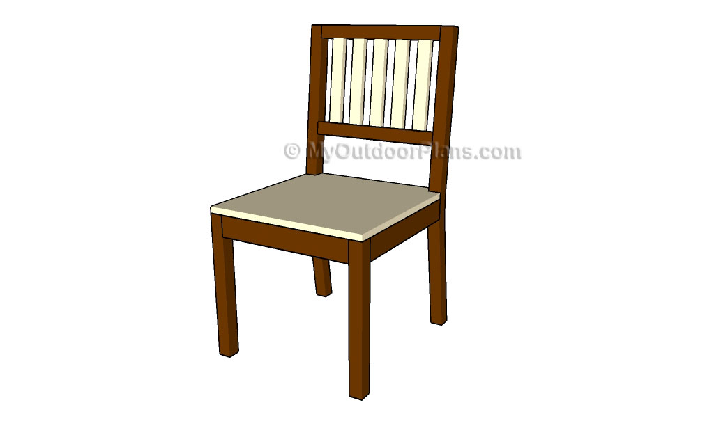 Wood Chair Plans
