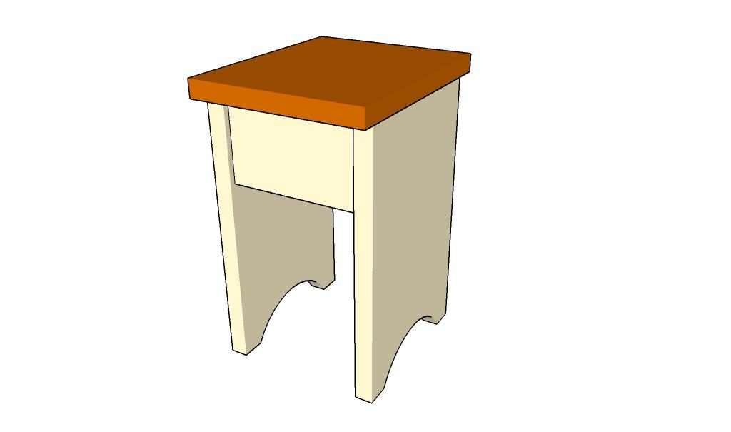 Workshop Stand Plans