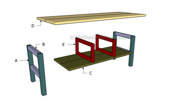 Building a dining table