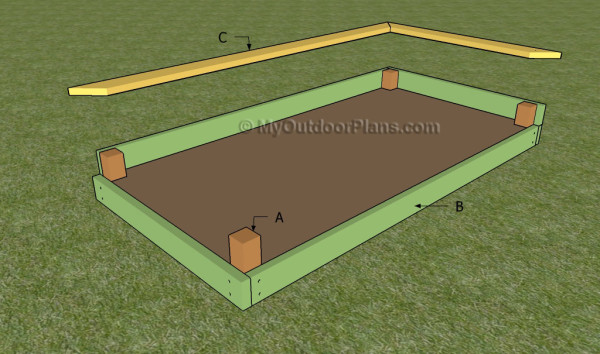 to build a raised garden bed | MyOutdoorPlans | Free Woodworking Plans ...