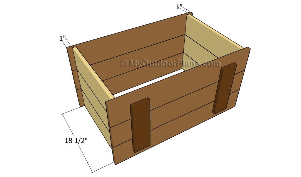 Cedar Wood Houston, Wood Treasure Chest Blueprints, Bird