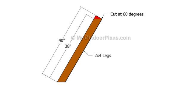 Building the legs