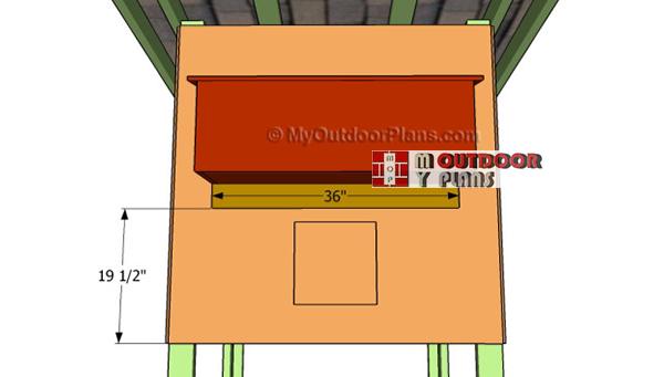 Fitting-the-nesting-box