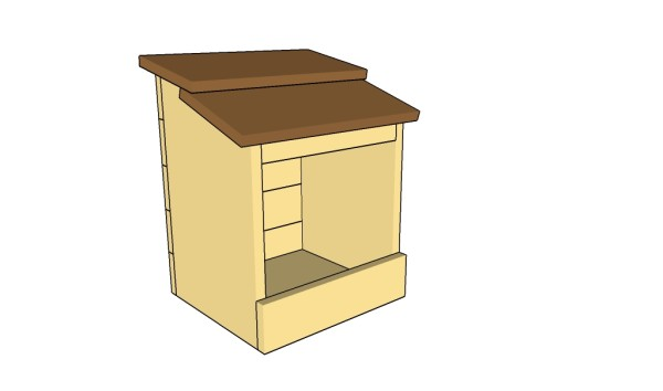 Nesting box plans