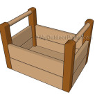Wood Crate Plans