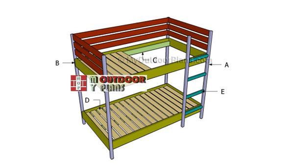 Building-a-bunk-bed
