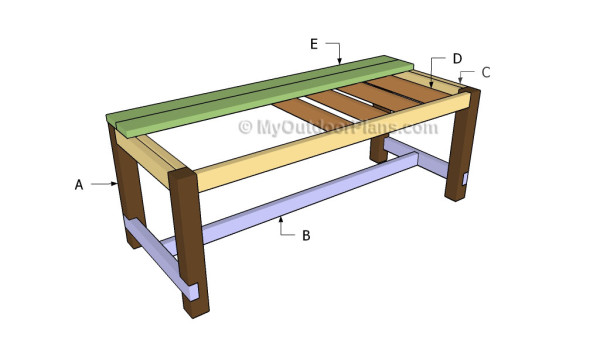 Building a harvest table