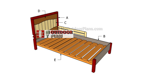 Building-a-kids-bed