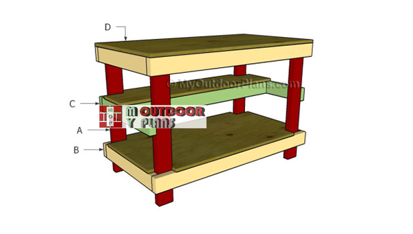 Building-a-woodworking-bench