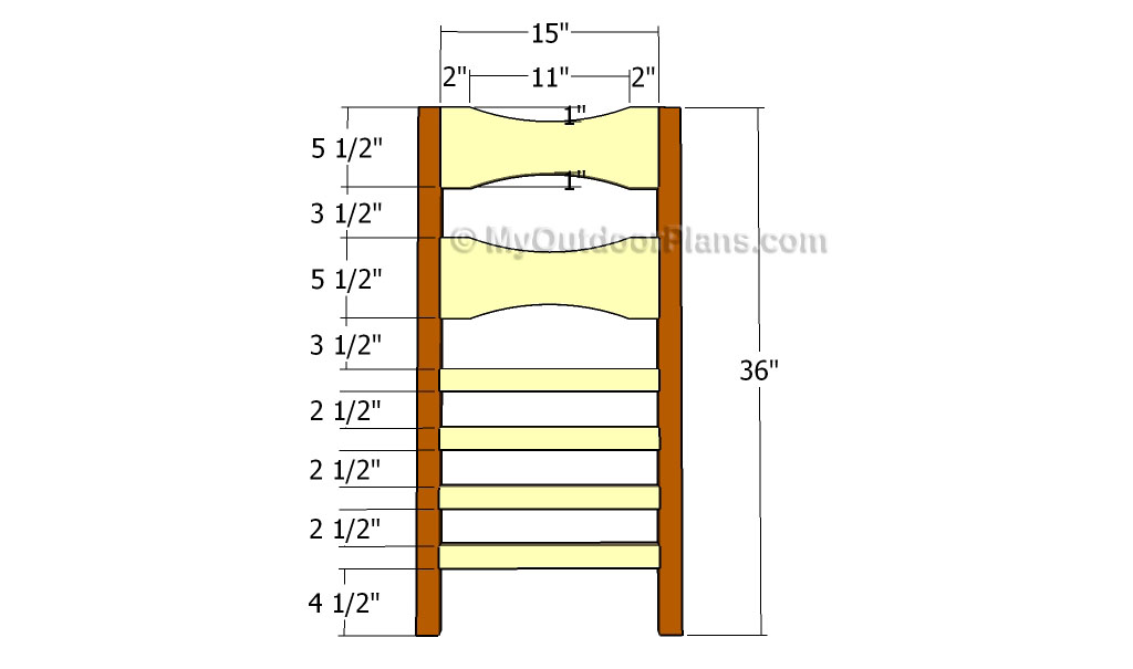 Learning tower plans free outdoor plans diy shed for Learning tower woodworking plans