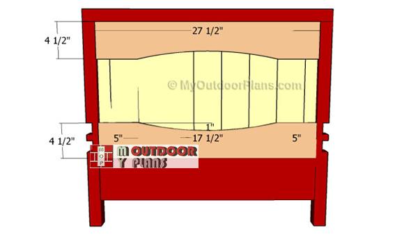 Headboard-trims