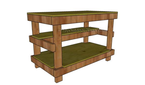 Woodowrking table plans