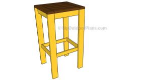Bistro Chair Plans
