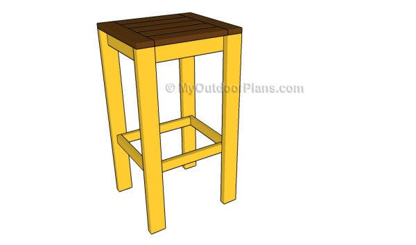 Bistro chair plans