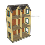 Dollhouse Plans