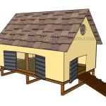 Easy Chicken Coop Plans