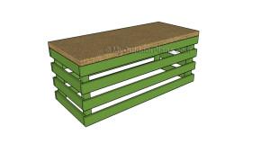 Indoor Bench Plans