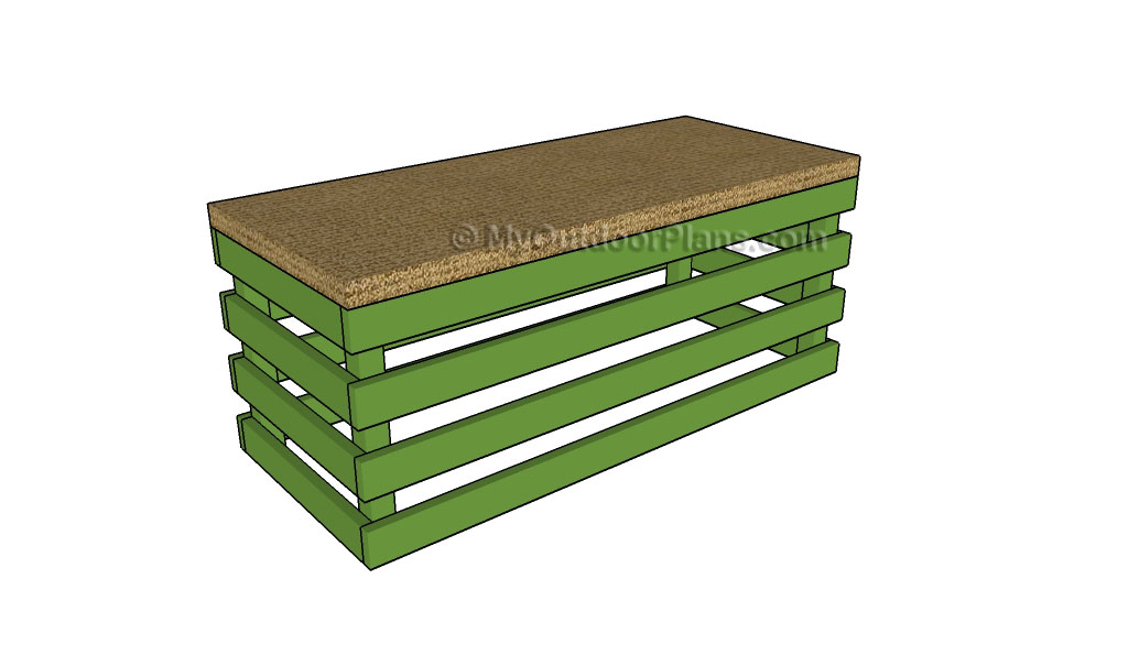 Free woodworking plans indoor benches 1000