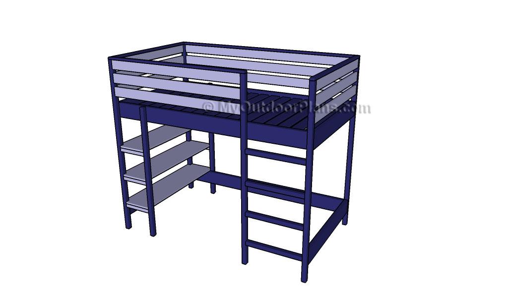 Loft Bed Plans