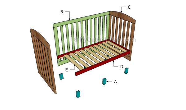 Building a crib