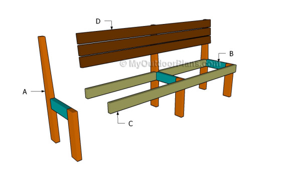 Building a long bench