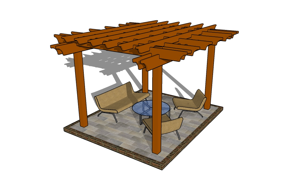 Pics Photos - Pergola Plans Free