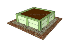 Plans for Raised Garden Beds