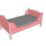 Toddler Bed Plans
