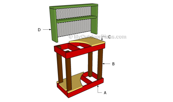 Woodworking Plans Laptop Desk Garden Shed Plans | Autos Post