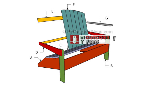 Building-an-adirondack-chair