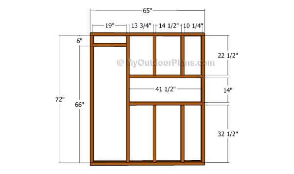 Deer blind plans myoutdoorplans free woodworking plans for Box blind blueprints