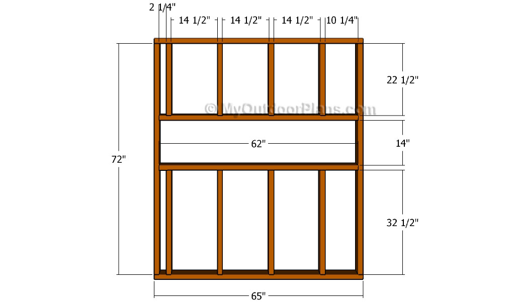 Permanent ground blind plans images frompo for Simple deer blind plans