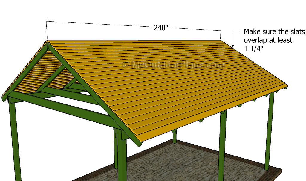 Picnic Shelters Plans Free submited images.