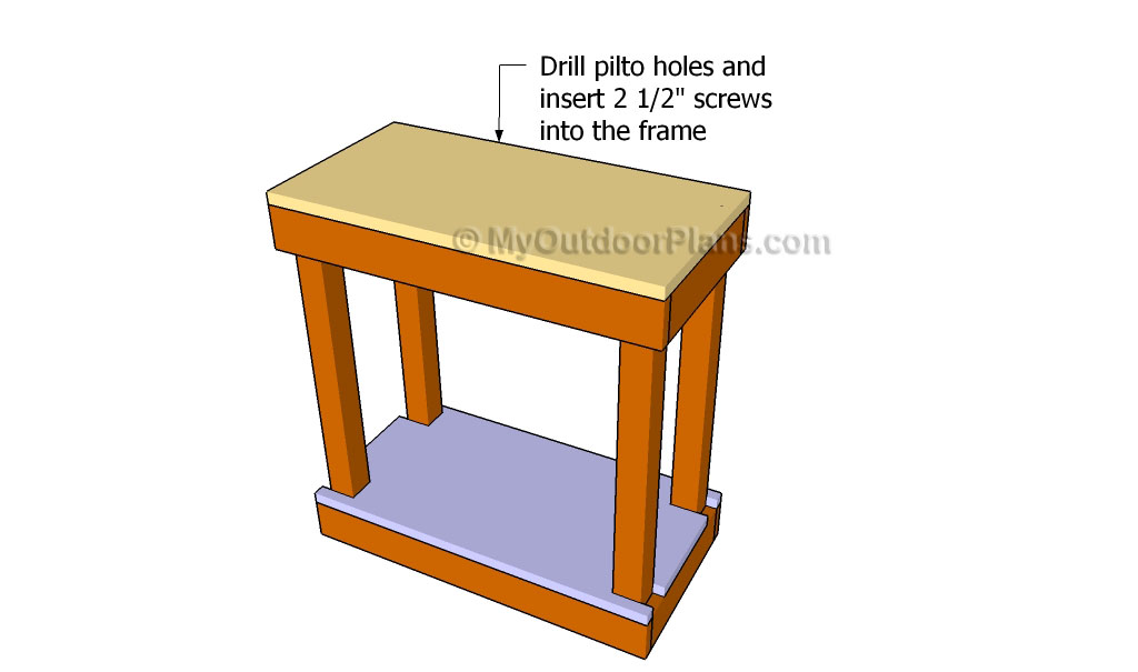 Reloading Bench Plans   Free Outdoor Plans - DIY Shed, Wooden ...