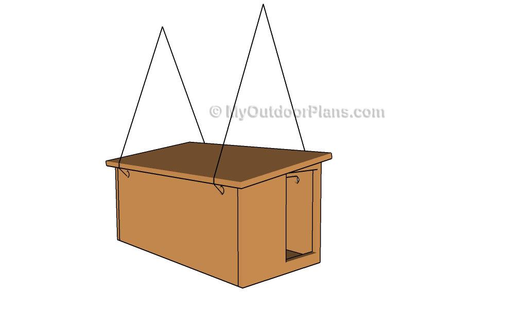 Owl Box Plans