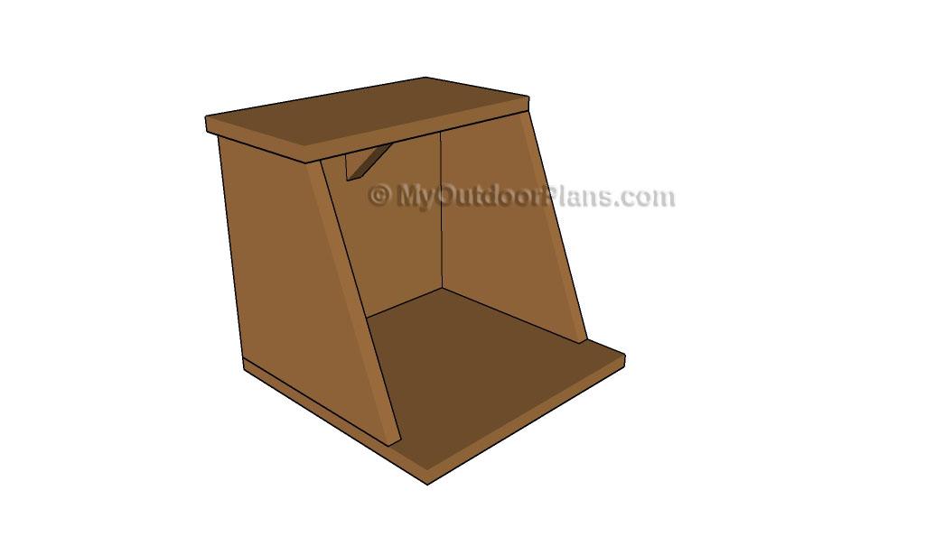 Portable Reloading Bench Plans