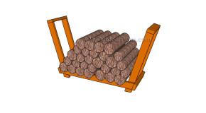 Wood Rack Plans