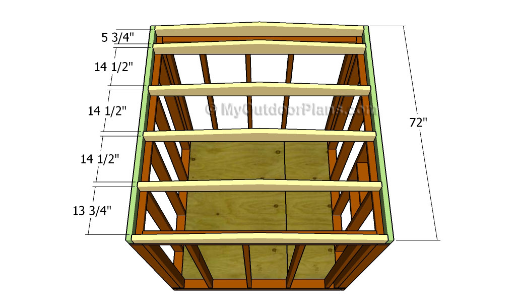 Simple Shed Roof Plans