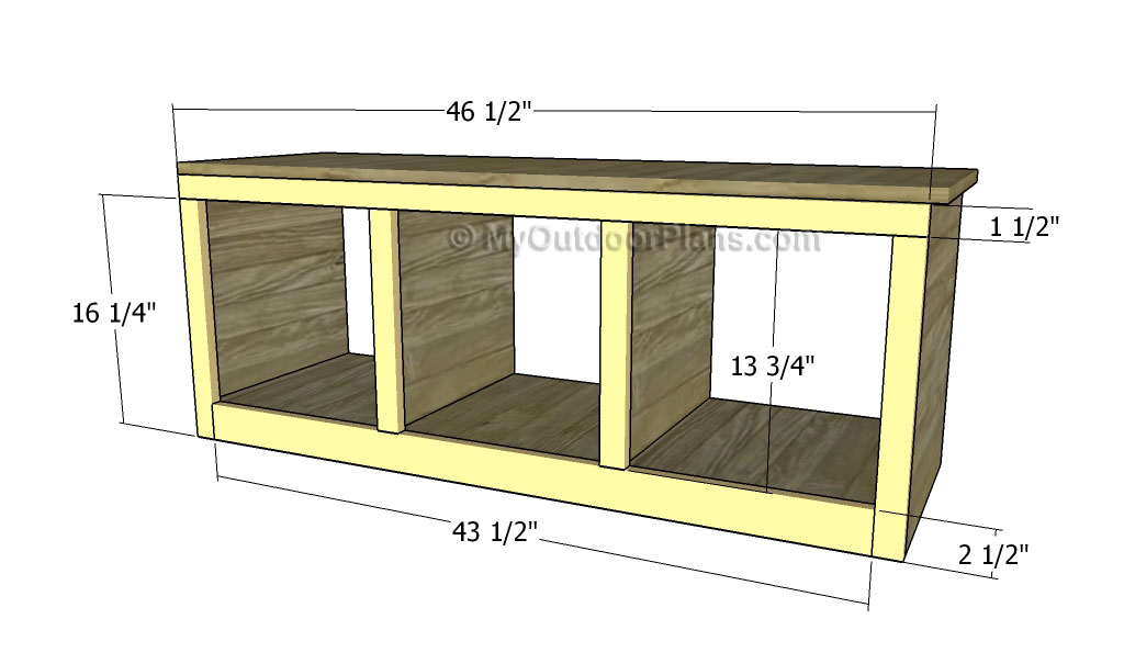 Hall Tree Bench Plans Free Outdoor Plans Diy Shed Wooden Playhouse Bbq Woodworking Projects