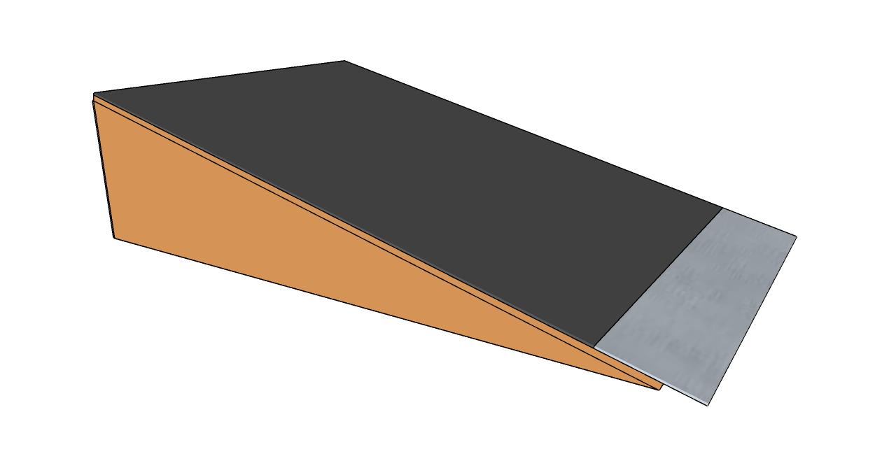 Skate Ramp Plans