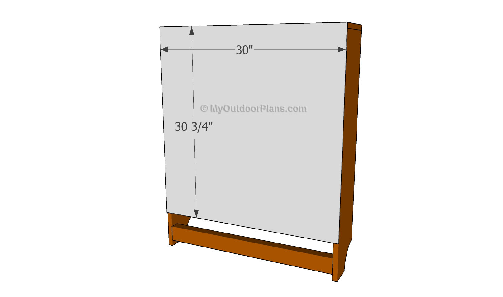 Kitchen shelves plans free outdoor plans diy shed for Attaching shelves to plastic shed
