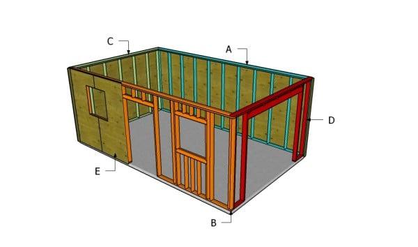 Building a garage