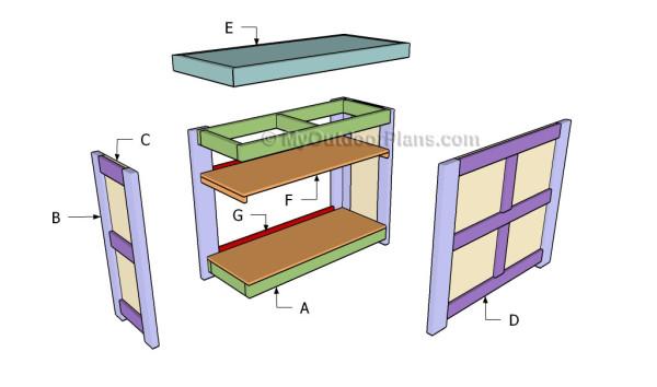Building a home bar