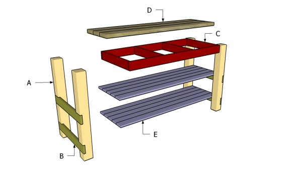 Building a kitchen table