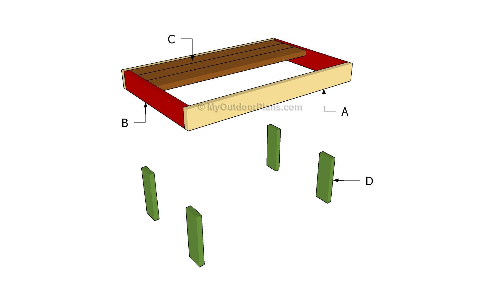 Lap Desk Plans   MyOutdoorPlans   Free Woodworking Plans ...