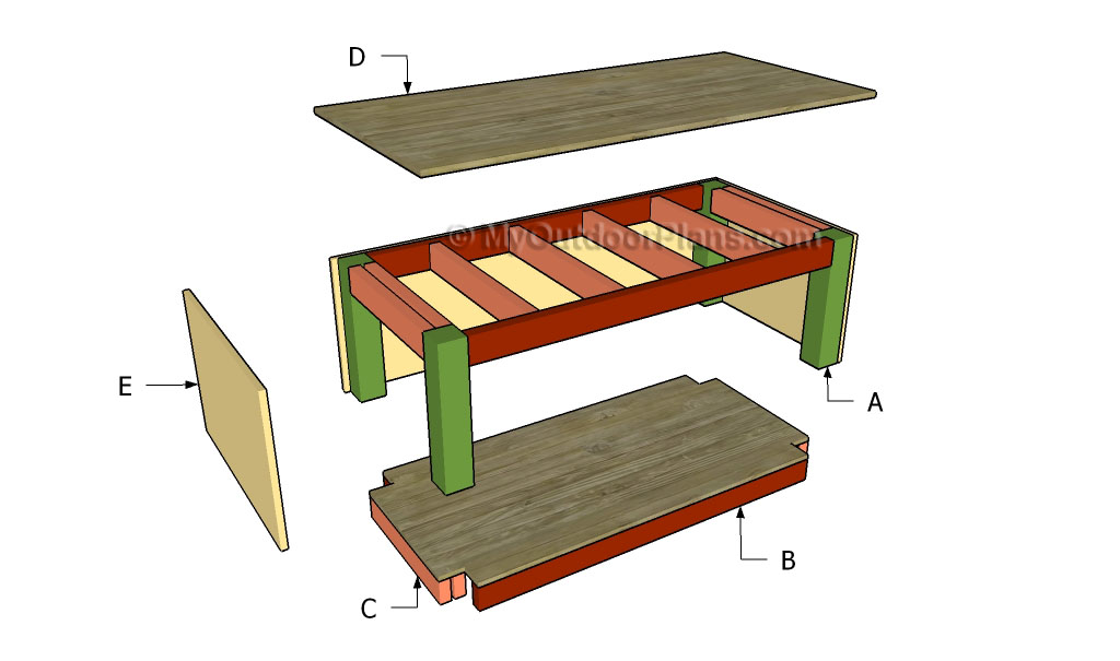 7 x 7 shed foundation, yellow wood picnic table plans
