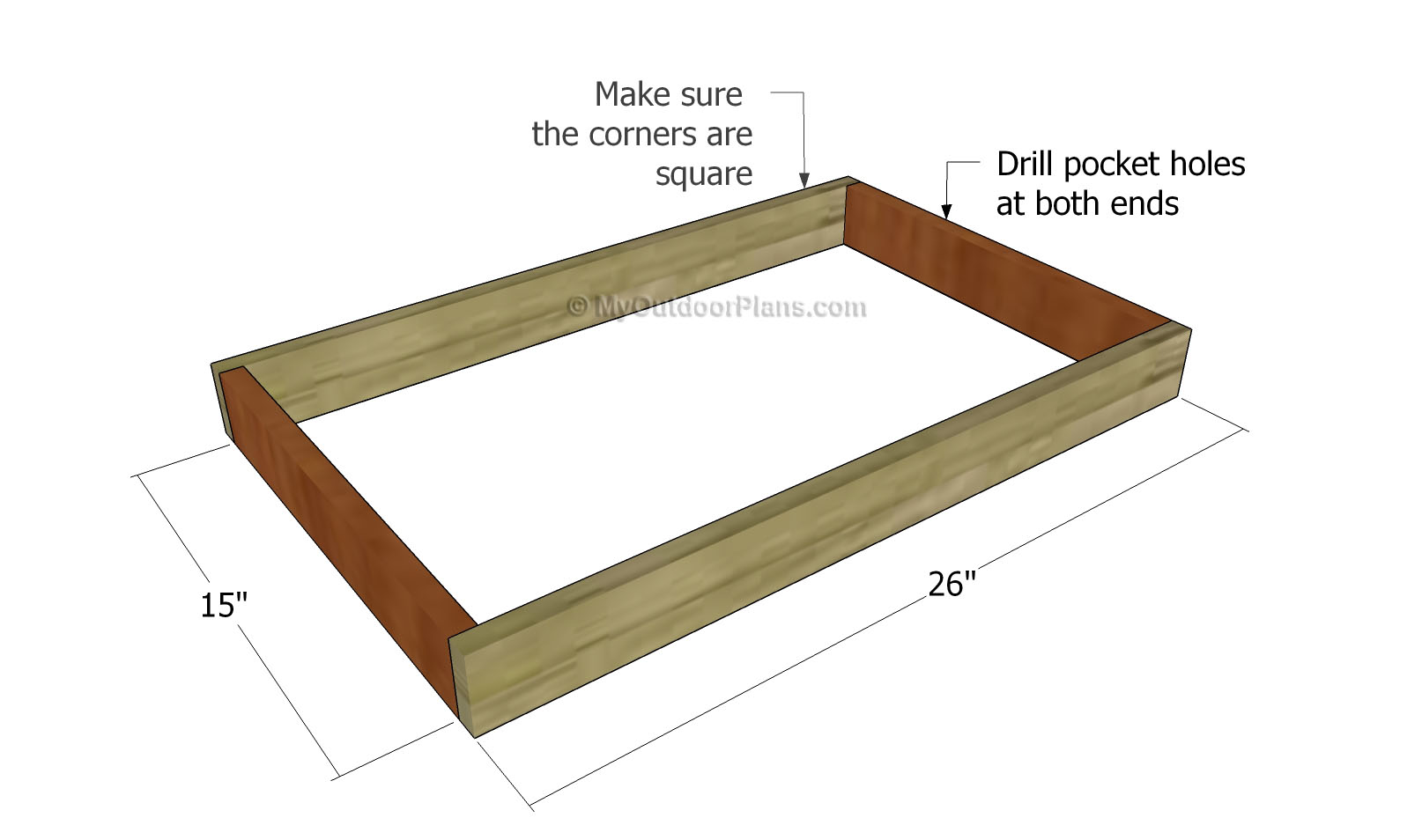 Lap Desk Plans | Free Outdoor Plans - DIY Shed, Wooden Playhouse, Bbq ...